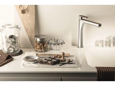Miscelatore da cucina da piano monoforo LINFA KITCHEN | Miscelatore da cucina