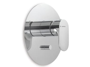 Shower mixer with diverter LINFA | Shower mixer with diverter