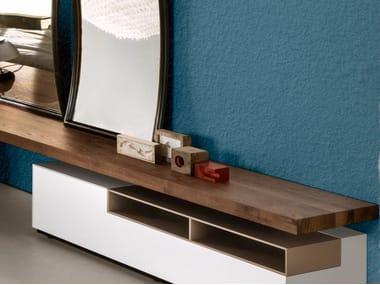 Wooden wall shelf LINK 1 | Wooden wall shelf