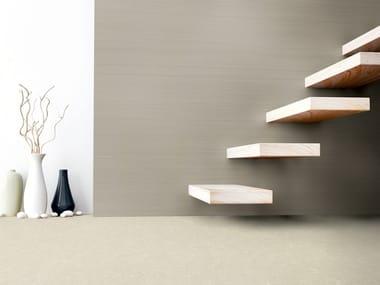 Indoor linoleum wall tiles LINOWALL XF2™ 2.0