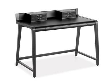 Beech secretary desk LINUS | Secretary desk