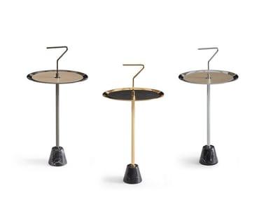 Mesa de apoio redonda LINUS