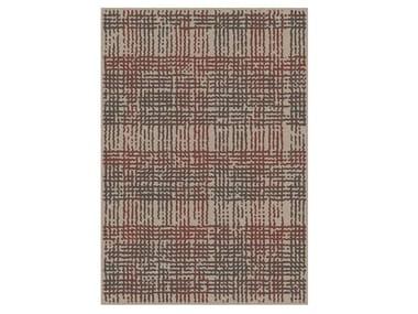 Rectangular rug LIPARI 716