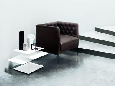 Tufted armchair LIPP   Armchair