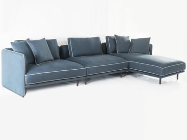 Sectional fabric sofa LIUYUN