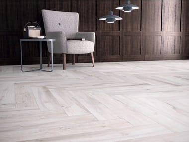 Porcelain stoneware flooring with wood effect LIVE