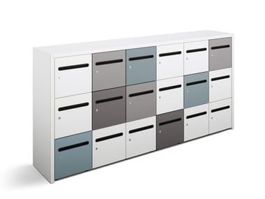 Mailbox LOCKERS | Mailbox