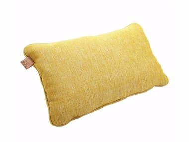 Solid-color rectangular fabric cushion LOFT   Rectangular cushion