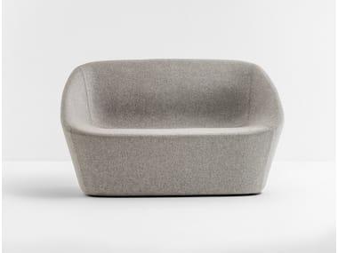 2 seater leisure sofa LOG 368