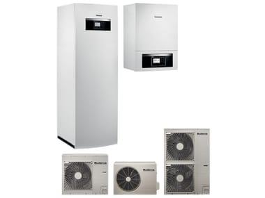 Air to water heat pump LOGATHERM WPLS.2