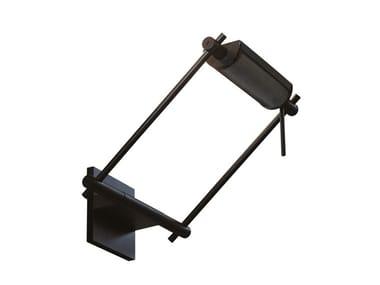 Aluminium wall lamp / ceiling lamp LOGO | Wall lamp