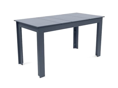 Recycled plastic table LOLLYGAGGER PICNIC | Table
