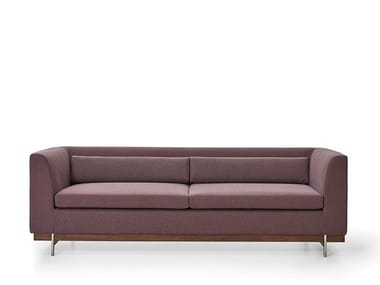 Upholstered fabric sofa LONDON | Sofa