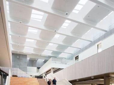 Finestra da tetto in acciaio e vetro LONGLIGHT 5-30°