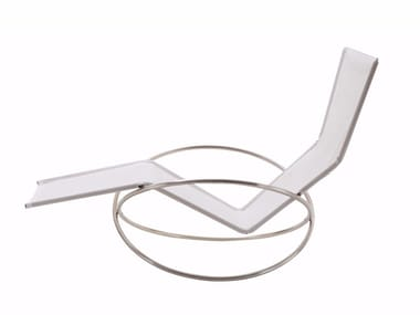Chaise longue / sun lounger LOOP