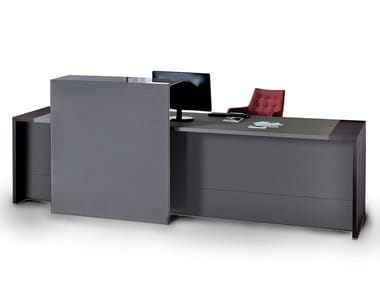 Office reception desk LOOP IN | Reception desk