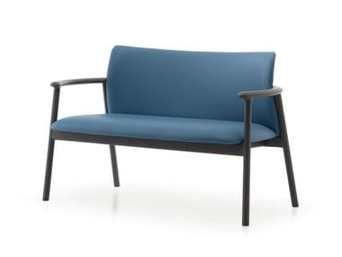 Fabric small sofa LORD 05 / 15
