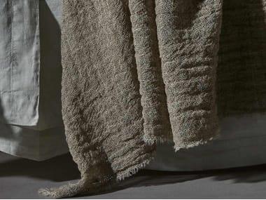 Coperta a tinta unita in lana LOSE