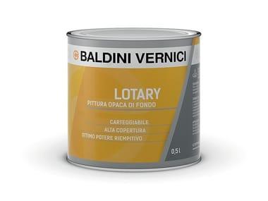 Pittura opaca di fondo LOTARY PITTURA DI FONDO