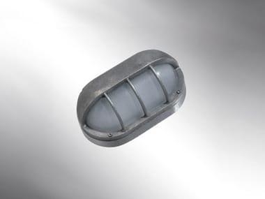 Applique tartaruga in alluminio LOTUS C