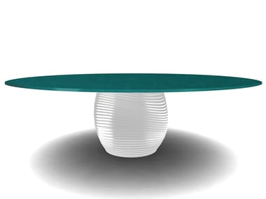 Round dining table LOUISE