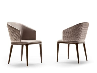 Upholstered chair LOUISE