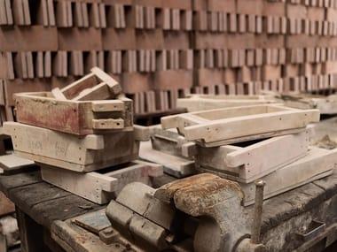 Outdoor Ceramic materials wall tiles LOUVERS