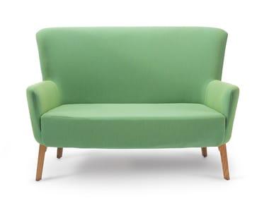2 seater fabric sofa LOVE | 2 seater sofa