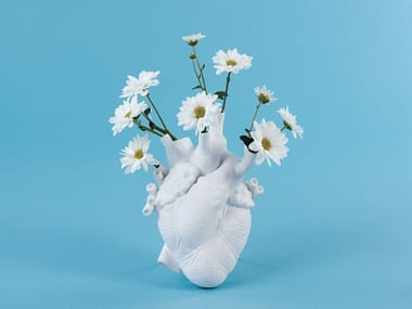 Porcelain vase LOVE IN BLOOM