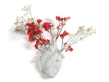 Vaso in porcellana LOVE IN BLOOM