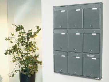 Outdoor mailbox LP | Mailbox