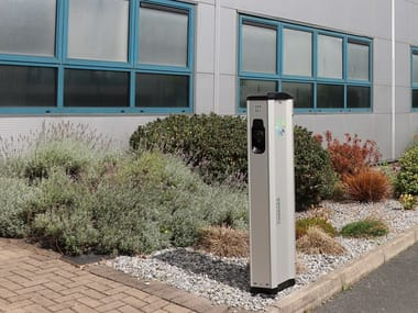Electric Vehicle Charging Station LS4 2 X 22KW OUTLETS