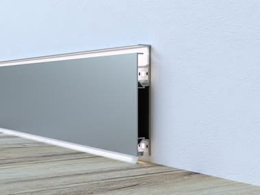 Aluminium Led Skirting Boards LUCEO BASIC