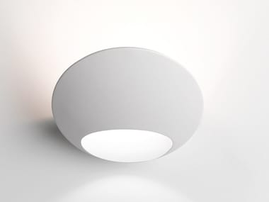 LED aluminium wall light LUCEPLAN - GARBÌ
