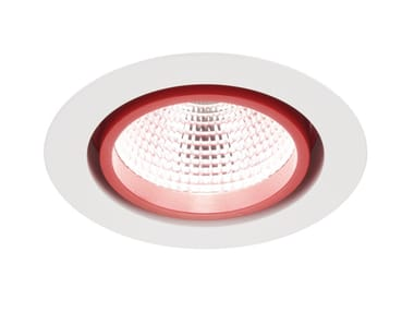 Spot LED redondo para teto falso LUGSTAR PREMIUM LED