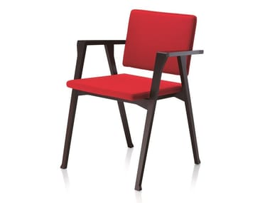 Wooden easy chair 832 LUISA