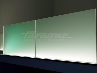Glass for LED LUMEN