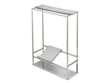 Open storage bathroom cabinet LUMI | Open bathroom cabinet