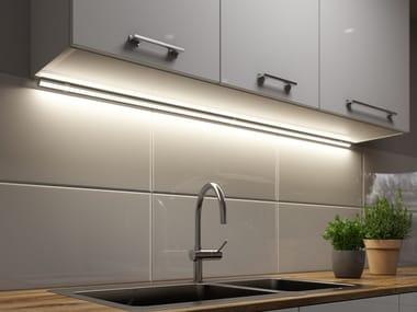 Linear lighting profile for LED modules LUMINES C   Furniture lighting