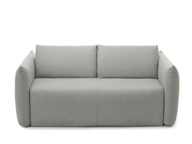 2 seater fabric sofa bed LUNA | Sofa bed
