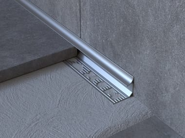 Aluminium Internal Corner Profile LUNA FIX