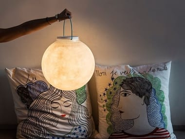 Nebulite battery lamp LUNA TAKE AWAY