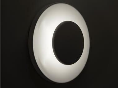 Lampada da parete a LED LUNANERA