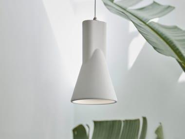 Lampada a sospensione in ceramica LUX | Lampada a sospensione