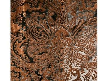 Damask high resistance upholstery fabric LUXURY