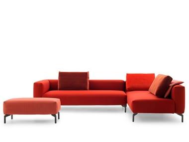 Modular fabric sofa LX698 | Modular sofa