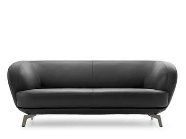 Leather sofa LXR01 | Leather sofa