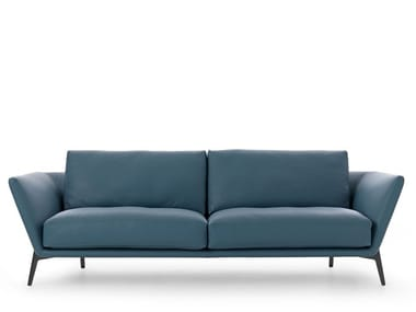 Leather sofa LXR08 | Leather sofa
