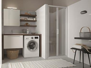 image related Mobile lavanderia con cassetti