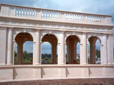 Archi in pietra leccese Archi in pietra leccese